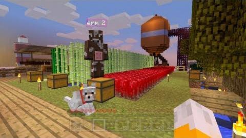 Minecraft Xbox - Stampy's Space Program 83