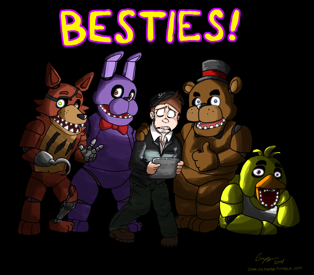 image five nights at freddy s by rochejii d7w33rk png wikizilla