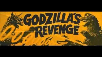 Kunio Miyauchi - Godzilla vs Gabara