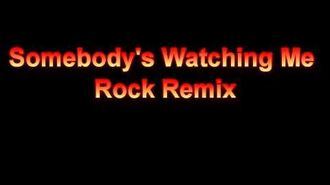Rockwell Featuring Michael Jackson - Somebody's Watching Me - Rock-n-Roll Remix