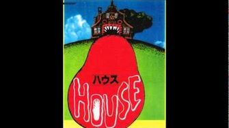 Hausu (House) Soundtrack 10 - Oriental Melon Man