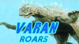 Varan (1958) Roars
