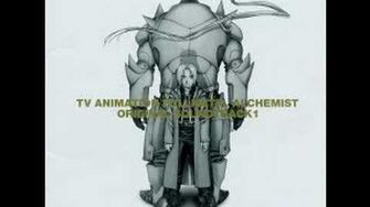Full Metal Alchemist OST 1 - Heavenly Spirit