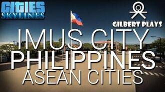 Imus City Cinematics - Cities Skylines - ASEAN Cities