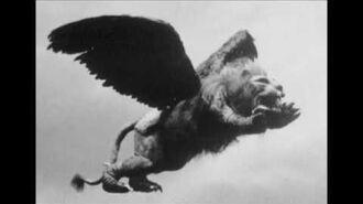 Griffon roars (Latitude Zero)