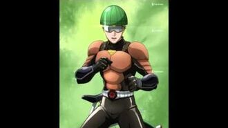 One Punch Man OST - Justice Rider - Mumen Rider Theme