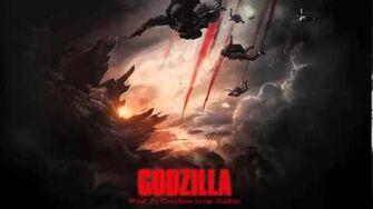 Godzilla Soundtrack 2014 Movie Theme - Cloudless Snow Studios