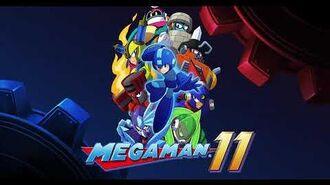 Megaman 11 OST Title