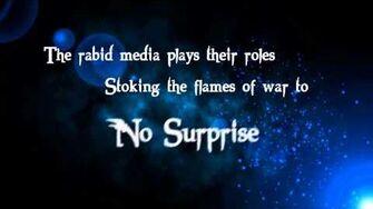 Disturbed - The Vengeful One Lyrics Video