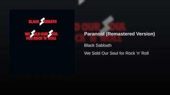 Paranoid (Remastered Version)