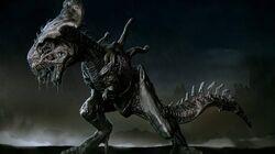 Xenomorph T-Rex