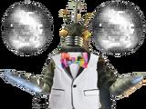 Disco Megalon
