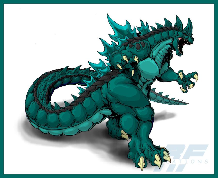 Image - Godzilla Wars GODZILLA by AlmightyRayzilla.jpg ...