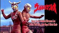 Ultraman Leo Opening 2 - Tatakae! Ultraman Leo ウルトラマンレオ OP2 - 戦え! ウルトラマンレオ