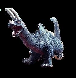 Kingsaurus III Render