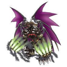 Belphemon Rage Mode b