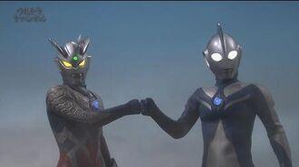 Ultraman Cosmos Opening theme Spirit