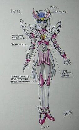 Kashima C Concept Art