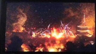 Kyoto In Flames- Gamera 3 OST-1