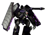 Savage Tank Vehicon
