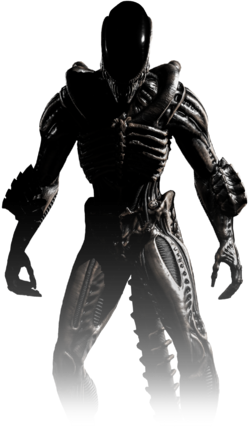 Tarkatan Xenomorph
