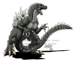 Neo Godzilla