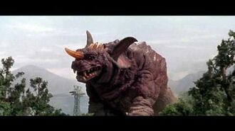 Baragon Roars
