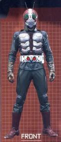 Kamen Rider Hopper Version 3