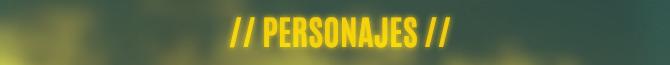Banner personajes