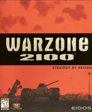 Warzone 2100 cover