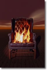 Gentil The Fire Chair Was A Chair That Nikola Medvedev Owned Before He Hit Boris  Over The Head With It, Breaking The Chair And Killing Boris.