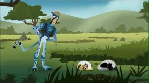 Wild Kratts - Mimic in the Grass
