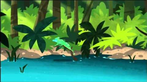 Wild Kratts-Walk On The Wetside