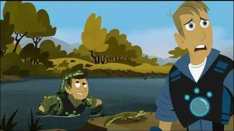 Wild Kratts - Mom of a Croc