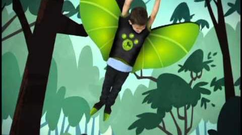Wild Kratts Draco Creature Power Costume