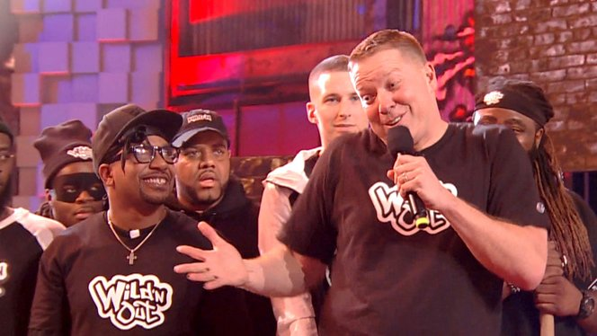 nick cannon wild n out chance the rapper episode