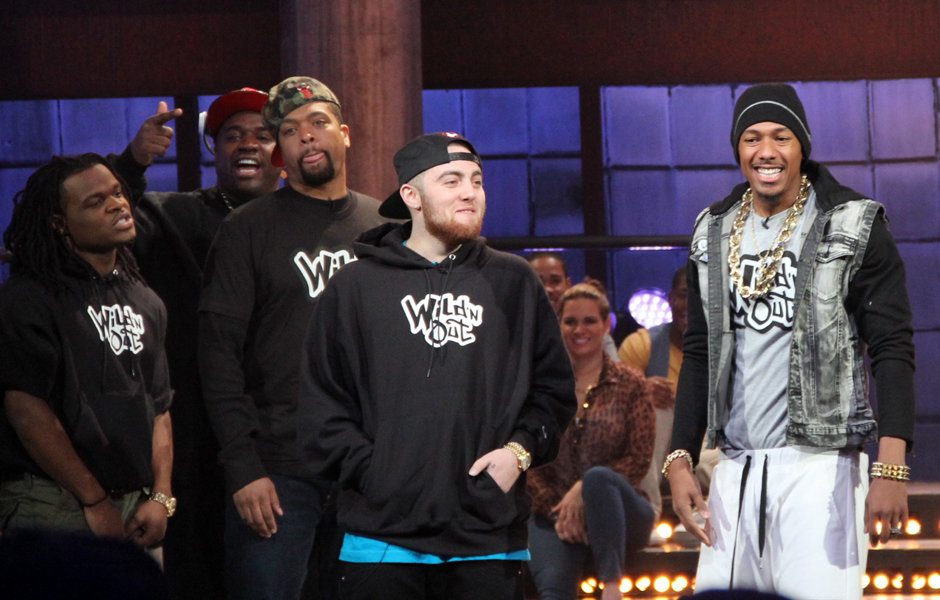 mac miller wild n out hat