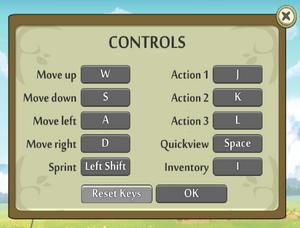 Originalcontrols