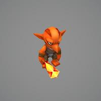 Goblin red