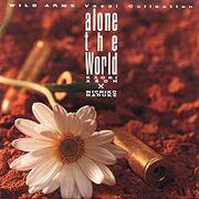 Alone the world