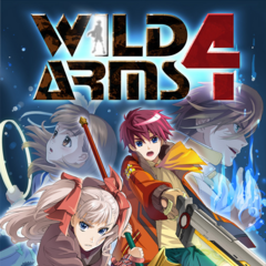 Wild Arms the 4th Detonator