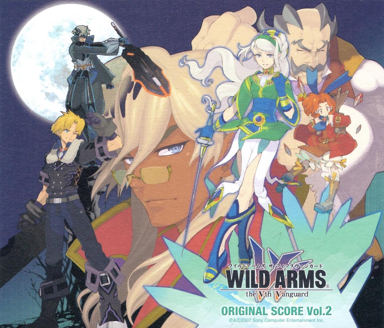 Wild ARMs 5 Vth Vanguard OST