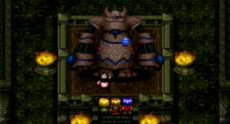 Rescue the Golem