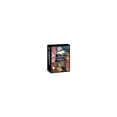 The light novel adaption of Wild Arms 5