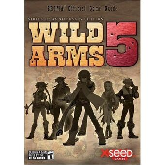 Buy playstation 2 wild arms 5 official game guide | estarland. Com |.