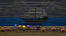 Ship at the Horizon