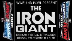 The Iron Giant Five-Hour Wrestling Extravaganza