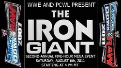 The Iron Giant Second Annual Five-Hour Mega Event