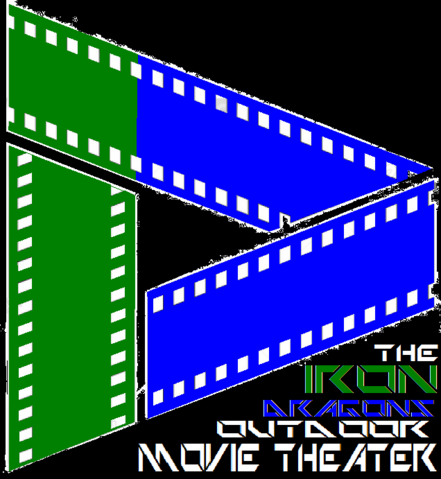 File:Iron dragons outdoor movie theater new 2018 logo.png