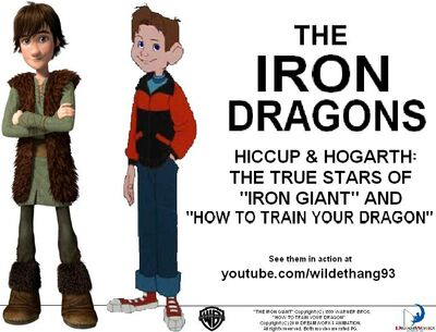 Iron dragons (2)